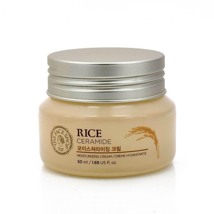 The Face Shop Rice & Ceramide Moisture Cream