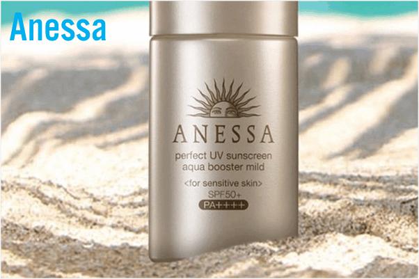 Anessa Perfect UV Sunscreen Aqua Booster SPF 50+/PA++++