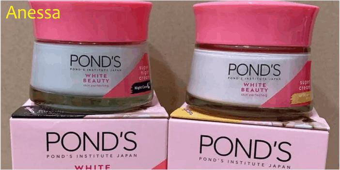 Pond'S White Beauty Super Cream SPF30 PA+++ Chống Nắng Ban Ngày 50g