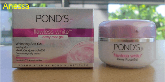 Pond's Flawless White Dewy Rose