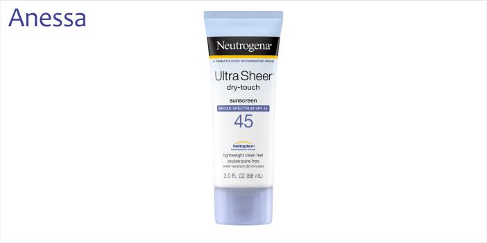 Pond's Neutrogena Ultra Sheer